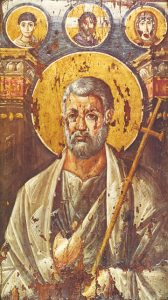 Icon of St. Peter – S197