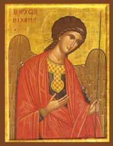 Icon of Michael, Archangel – S19