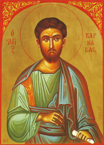 Icon of St. Barnabas – S200