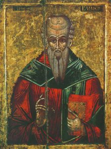 Icon of St. Clement of the Seventy – S203