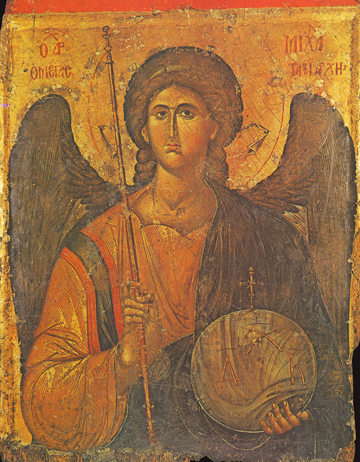 Icon of the Archangel Michael – S20
