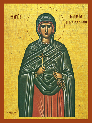 Icon of St. Mary Magdalene – S216