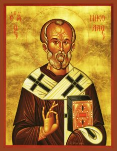 Icon of St. Nicholas – S22