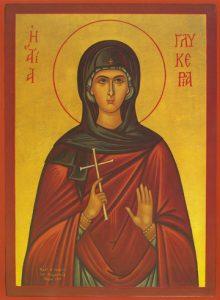 Icon of St. Glykeria – S261