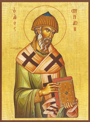 Icon of St. Spyridon – S31