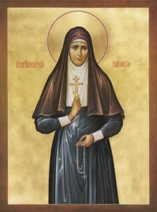 Icon of St. Elizabeth, New Martyr – S339