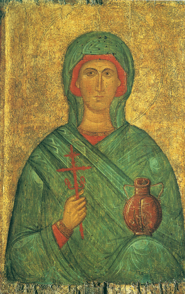 Icon of St. Anastasia – S354