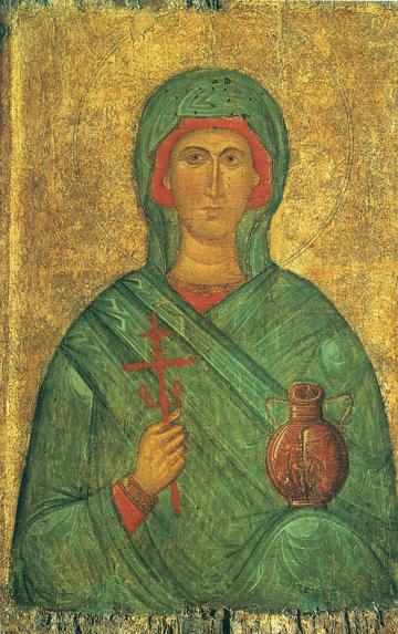 Icon of St. Anastasia – S354