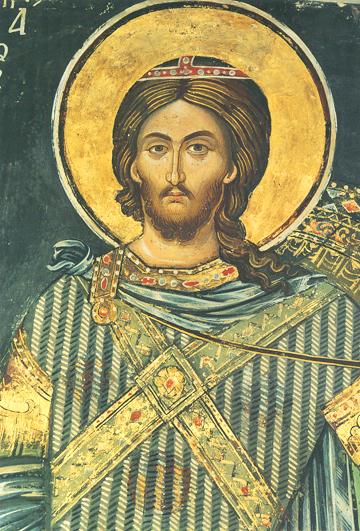Icon of St. Artemios – S358
