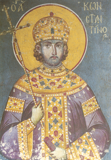 Icon of St. Constantine the Great – S373