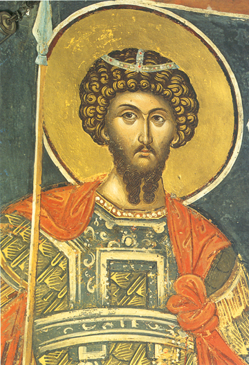 Icon of St. Theodore Stratelates – S403