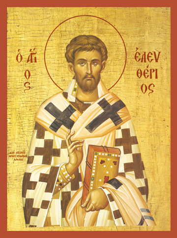 Icon of St. Eleutherios – S40