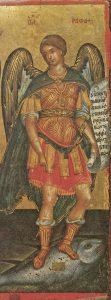 Icon of Raphael, Archangel – S436
