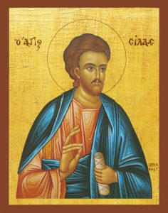 Icon of St. Silas – S439
