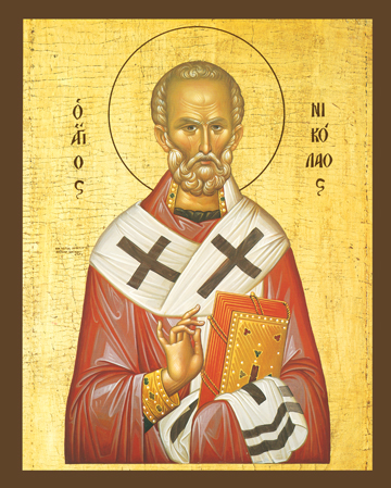 Icon of St. Nicholas – S49