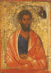 Icon of St. James, Brother of the Lord – S61