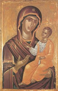 Icon of the Theotokos – T37