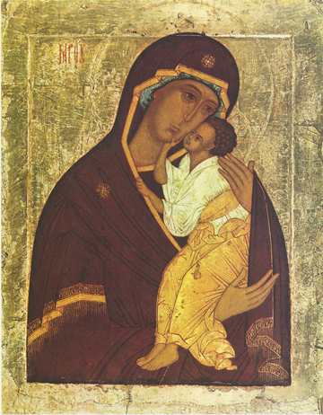 Icon of the Theotokos of Yaroslavl – T03