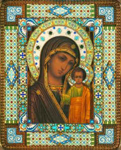 "Icon of the Theotokos ""Kazanskaya"" – T49"
