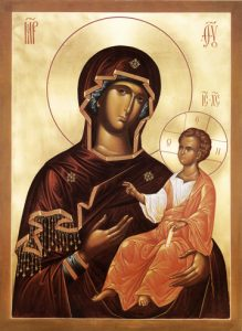 Icon of the Most Holy Mother of God – T61