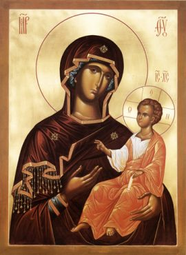 Most Holy Mother of God - Virgin Mary