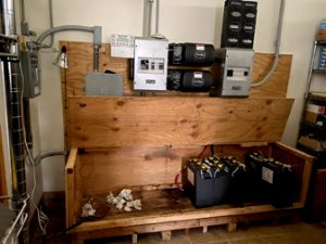 The Solar Battery Box Needing to be Rebuilt