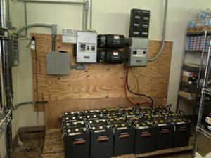 The Solar Battery Box Partially Rebuilt